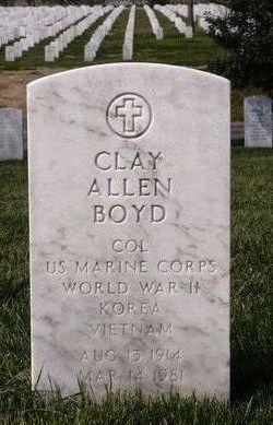 Clay Allen Boyd