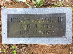 Joseph Leonard Joe Kroulik