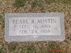 Elzetta Pearl <i>Rodgers</i> Austin