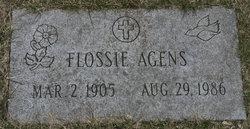 Flossie <i>Hartman</i> Agens