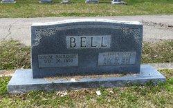 Ella Louise <i>McCreight</i> Bell