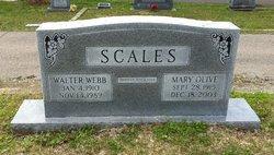 Mary Olive <i>Avant</i> Scales