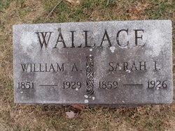 Sarah Ida <i>Cole</i> Wallace