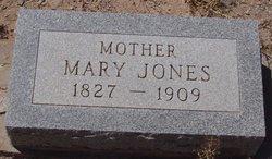 Mary Ann <i>Cox</i> Jones