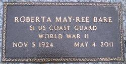 Roberta May-Ree Bobbie <i>Eckhart</i> Bare