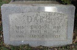 Enos G Dare, Jr