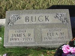 Ella May <i>Howard</i> Buck