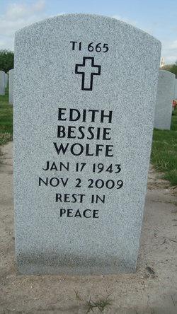 Edith Bessie Wolfe