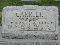 Molly <i>Coslow</i> Carrier
