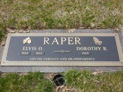 Elvis Otto Raper