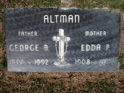 Edda Pearl <i>Wachter</i> Altman