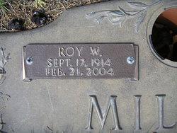 Roy Winston Miller