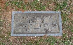Woodrow Earl Carter