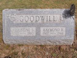 Raymond R Goodwill, Sr