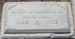 Edwin Dickenson Blakemore