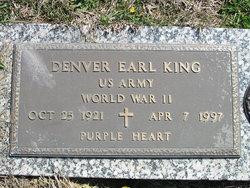 Denver Earl King