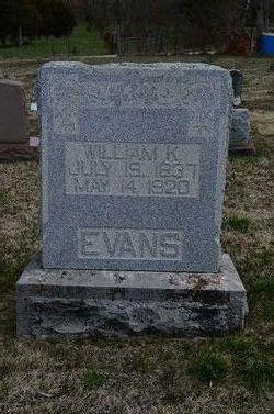 Pvt William Kilpatrick Evans