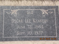 Oscar Lee Kennedy