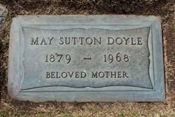 May Sutton Doyle
