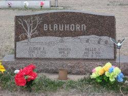 Helen Irene <i>Rowlett</i> Blauhorn