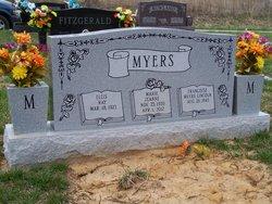 Marie Jeanne <i>Demonchauz</i> Myers