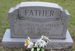 Madison Joseph Hayes