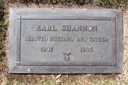 Earl Shannon