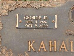 George Kahalekomo, Jr
