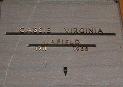 Cassie Virginia LaField