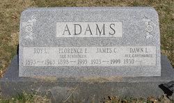 Florence E <i>Berninger</i> Adams