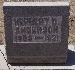 Herbert O. Anderson
