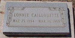 Lonnie Caillouette