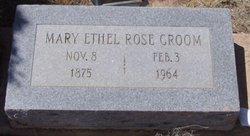 Mary Ethel Rose Croom