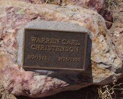Warren Carl Christensen