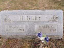 Mabel O <i>Sherlock</i> Higley