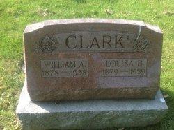 Louisa Blanch <i>Cox</i> Clark