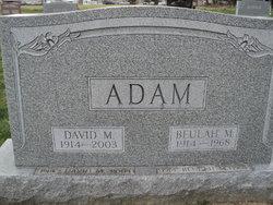 Beulah M. Adam