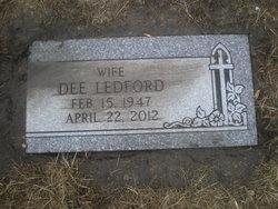 Dolores Rae <i>Green</i> Ledford