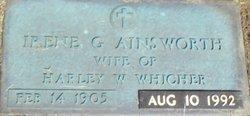 Irene Grace <i>Ainsworth</i> Allen