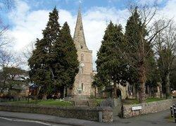 Aylestone, St Andrew  Churchyard