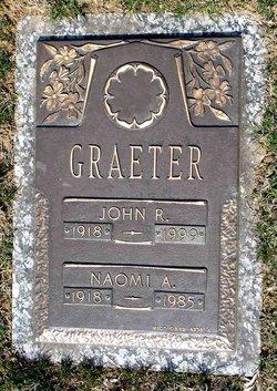 Naomi Amanda <i>Miller</i> Graeter