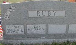 Kenneth A Ruby