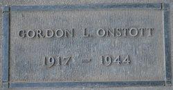 Lieut Gordon LaPoint Onstott
