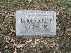 Harold Danel Kerr