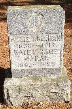 Alexander T Allie Mahan