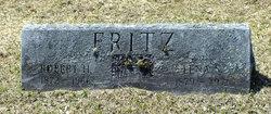 Lena Sage <i>Mills</i> Fritz