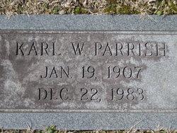 Karl William Parrish, Sr