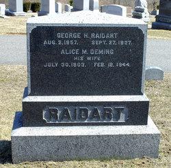 George Henry Raidart