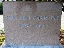 Carl Bache-Wiig, Jr