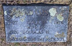 Cora I. Adams
